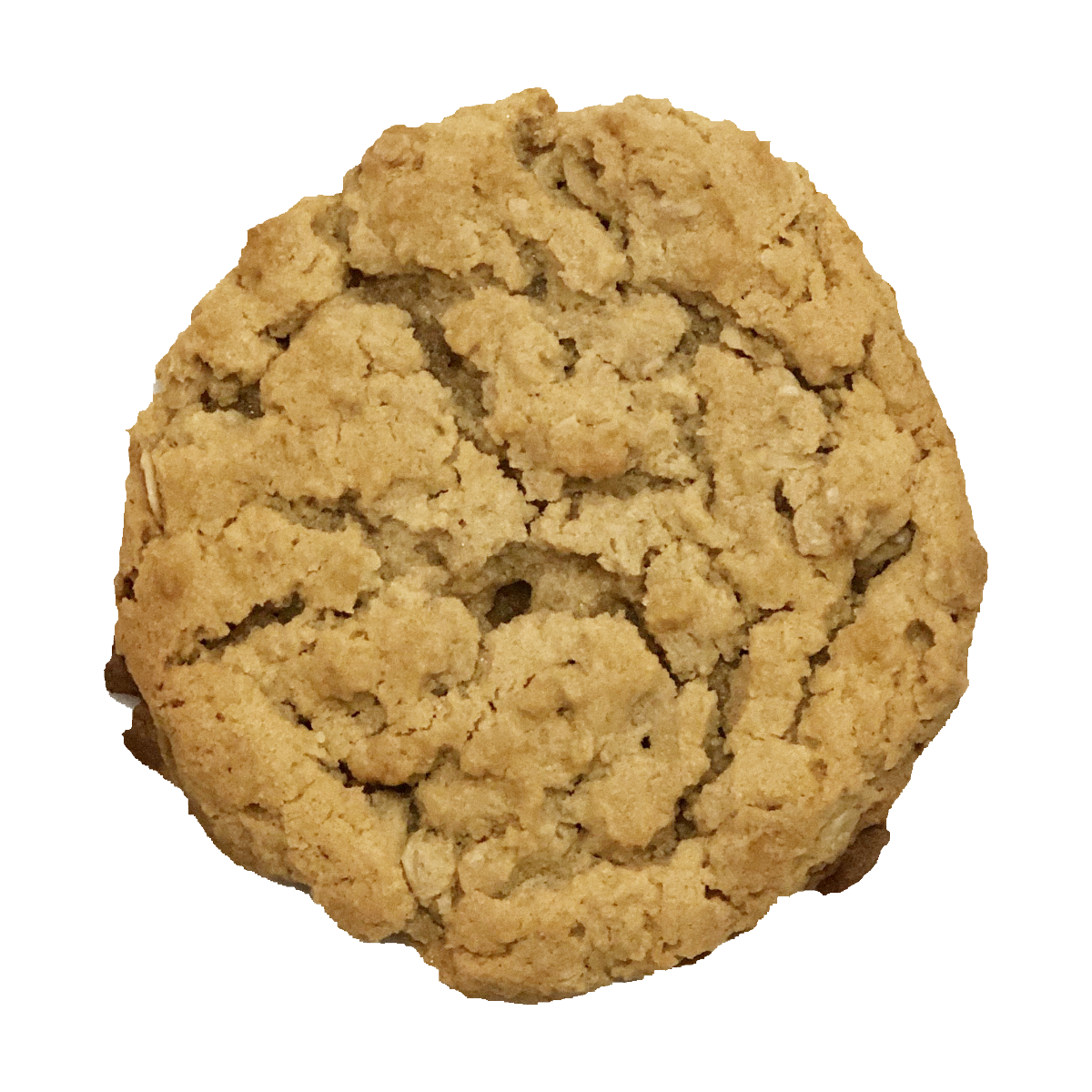 Peanut Butter Oatmeal Cookie